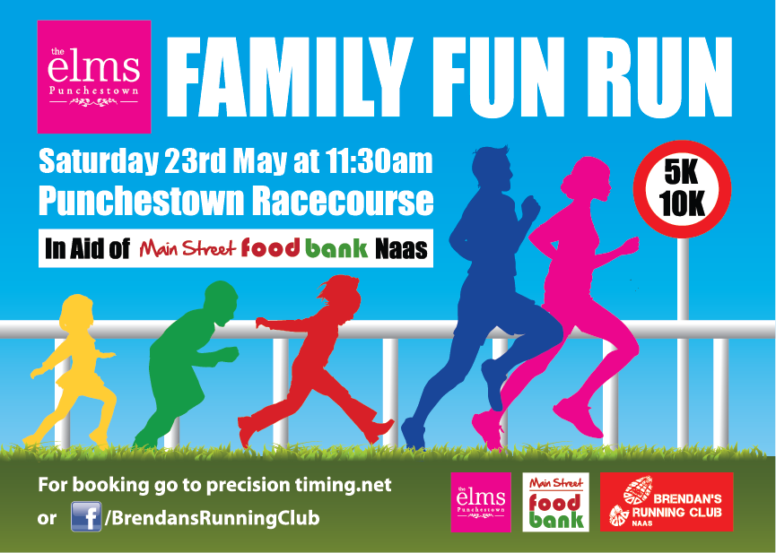 The Elms Fun Run